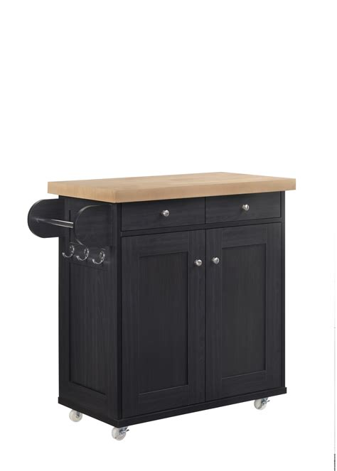 Kitchen Cupboard On Wheels by Portable Kitchen Island Trolley Cart On Wheels With