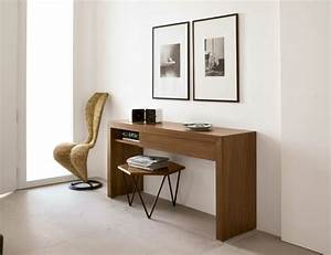 Petit Meuble Ordinateur : bureau bois design 50 belles propositions ~ Teatrodelosmanantiales.com Idées de Décoration