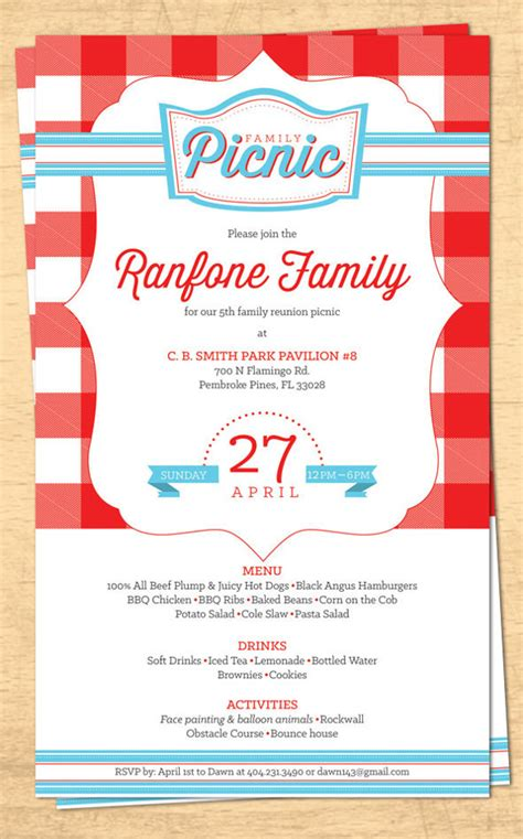 family reunion templates 32 family reunion invitation templates free psd vector eps png format free