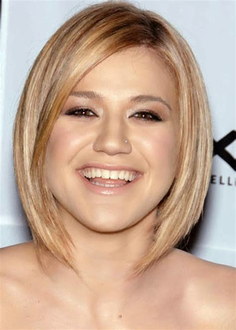 short hairstyles for round faces s fave hairstyles