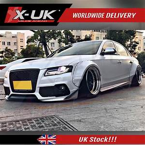 Wide Body Conversion For Audi A4 B8 2008