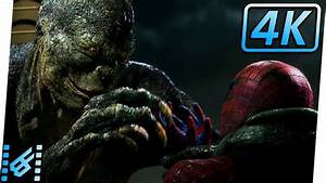 Spider-Man vs Lizard Final Fight | The Amazing Spider-Man ...