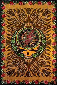 Hippie Tapestries Grateful Dead music band - Indian ...