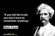 20 Best Mark Twain Quotes Full Of Wit, Inspiration, Humor ...