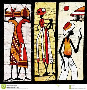 African Art Stock Image  Image Of Lifestyle  Textiles