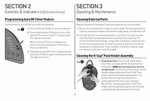 Keurig K40 Owners Manual - Zofti