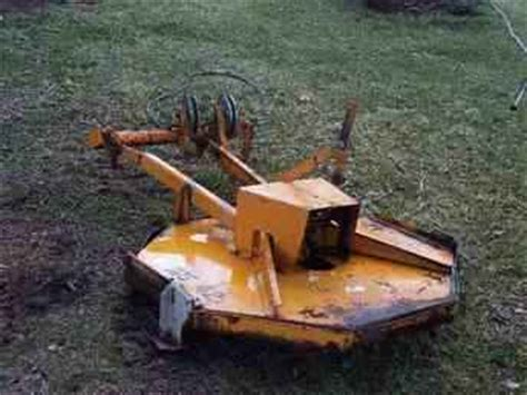 farm tractors  sale woods  mower  cub