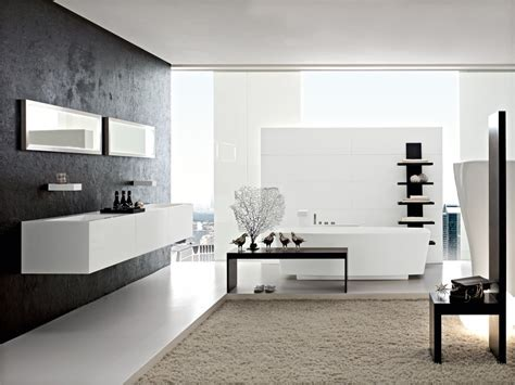 Contemporary Bathrooms : Ultra Modern Italian Bathroom Design
