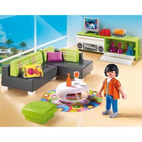 Playmobil 5584 Salon Moderne  Achat  Vente Pièce Monde
