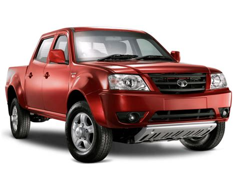 Tata Xenon Picture by Tata Xenon Xt Price In India Specs Review Pics Mileage