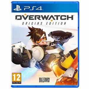 Achat Overwatch Sur PS4