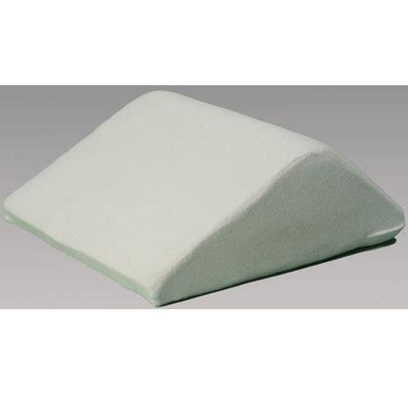 knee wedge pillow 10 quot slope knee lift