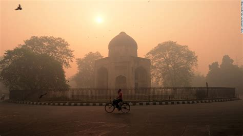 india  delhi    polluted city  earth