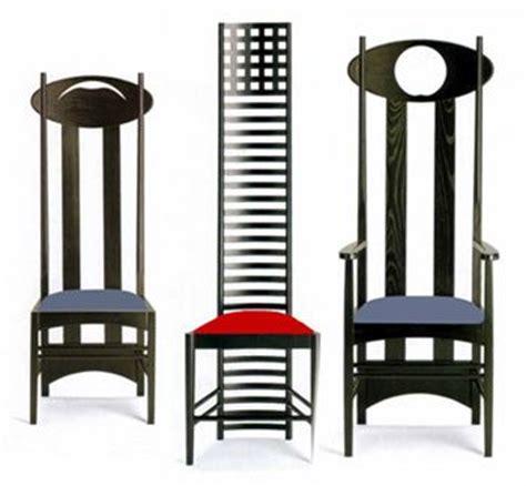 charles rennie mackintosh furniture 1 charles rennie mackintosh architect and designer