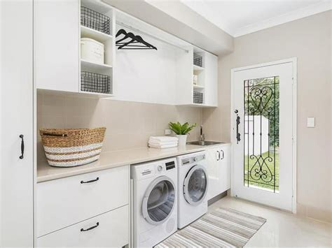 22 Best Storage Ideas for Your Tiny Laundry Room   decorisme