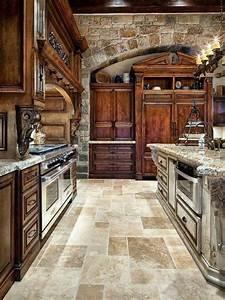 Cocinas Rústicas de madera, piedra, ladrillo y diseños