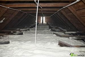 Czym ocieplić strop od wewnątrz