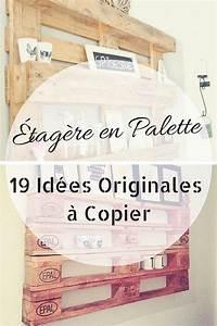 Étagère en Palette : 19 Idées Originales à Copier
