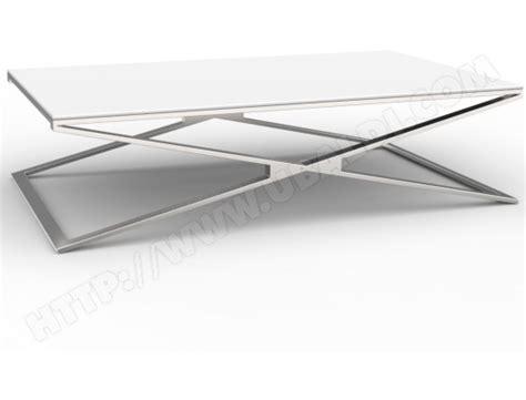 produit entretien canapé cuir table basse ub design table basse margaux inox et verre