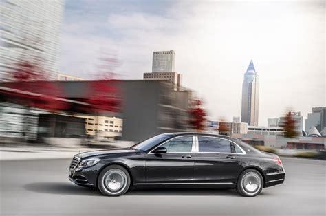 Maybach Car :  Mercedes-maybach S600 Pricing And