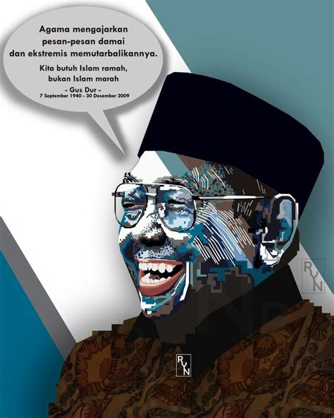 New Wpap Gusdur 14 best gus dur images on indonesia muslim
