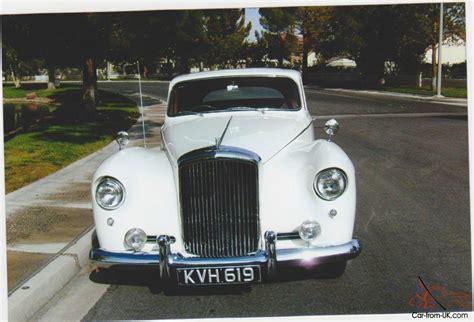 1956 Bentley S1 Hooper Saloon