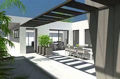 Images for maison moderne avec patio www.desktophddesignwall3d.ga
