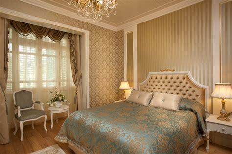 perfekte wandgestaltung im schlafzimmer style  castle