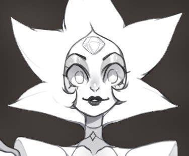 white diamond  mreader full steven universe