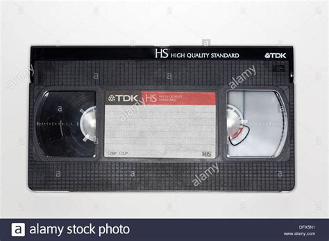 Vhs Cassette - vhs stock photos vhs stock images alamy