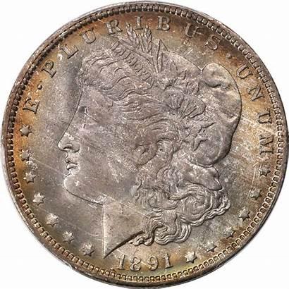 1891 Morgan Dollar Value Silver Coins Dollars