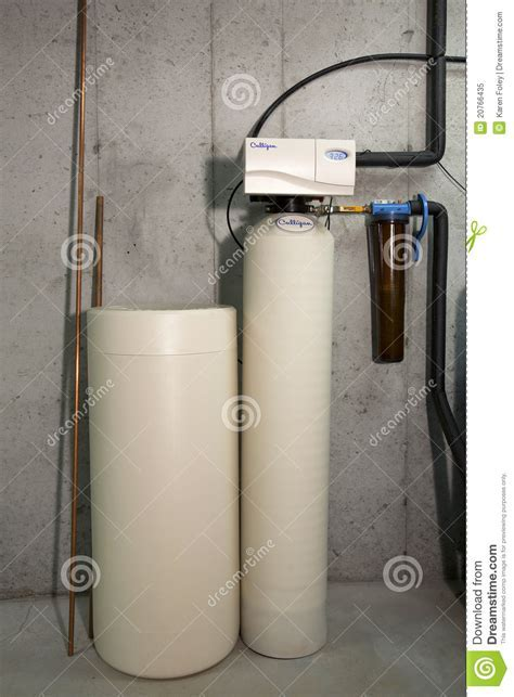 Culligan Water Softener Editorial Image   Image: 20766435
