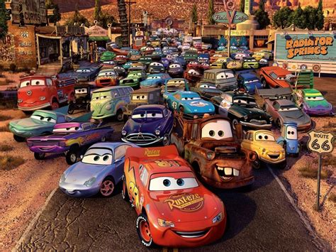 cars characters what characters are better poll results disney pixar
