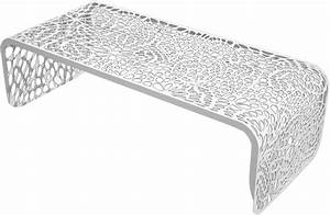 arktura arktura coral coffee aviator gray reviews houzz With white metal outdoor coffee table