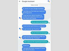 A Frustrating Conversation About Privacy With Google's New