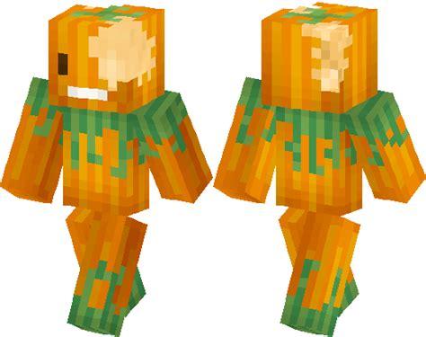 pumpkin boy minecraft skin minecraft hub