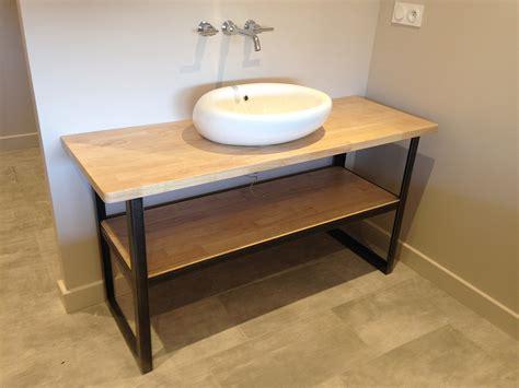 comment poser un plan de travail de cuisine mobilier design acier lyon mobilier métal villefranche calade design
