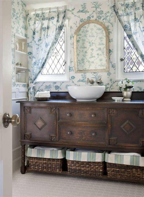 superbes meubles lavabos vintage  shabby chic pour la