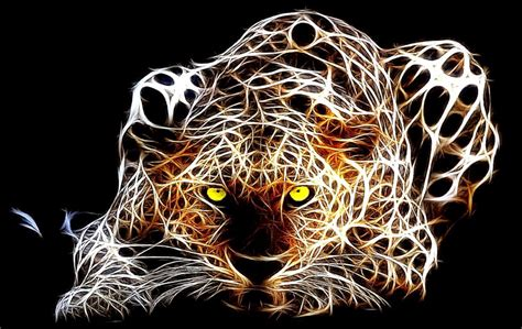 Digital Tiger Wallpaper by 1 Miscellaneous Digital Tiger Wallpaper Best