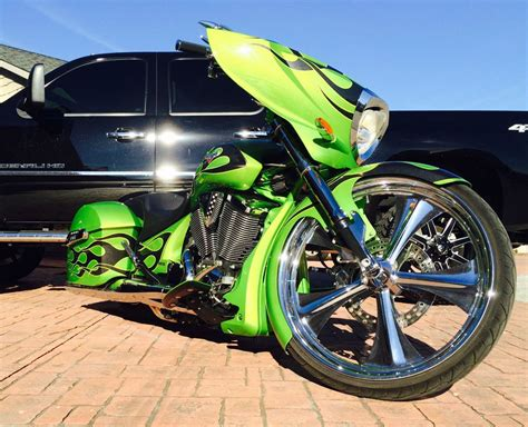 Bagger Motorcycle, Motorcycle Types