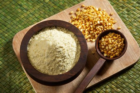 Health and beauty benefits of besan flour