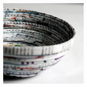 Bastelideen Mit Fotos : bastelideen mit papier papierschale selbermachen ~ Orissabook.com Haus und Dekorationen