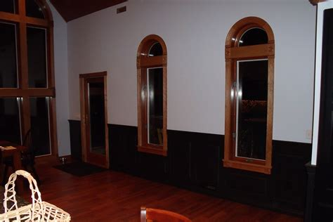 Painted Wainscoting by Wainscoting Project Ideas For Your Home