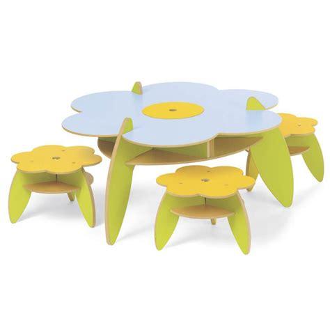 activité de bureau mobilier table table activite enfant