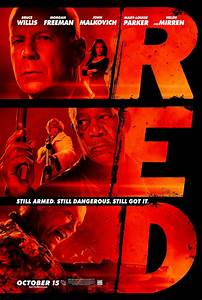 RED – movie review