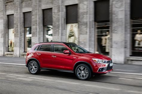 The mitsubishi asx story designed to be compact, yet spacious. Mitsubishi ASX 1.6 Mivec ClearTec Instyle - test en ...
