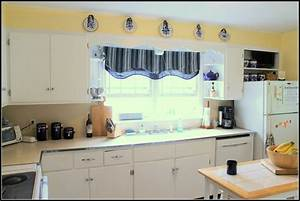 mexican kitchen white paint colors for kitchen walls with With kitchen colors with white cabinets with wall art blue