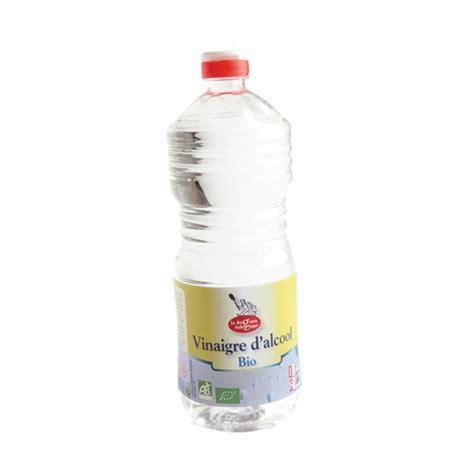 vinaigre d alcool blanc cuisine vinaigre d 39 alcool bio 8 1l la droguerie écologique