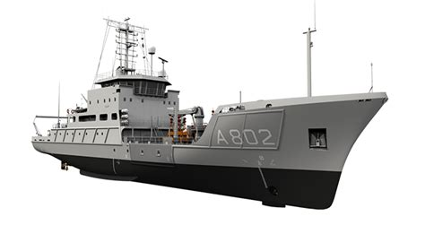 Boat Shipping Costs Nz by Hydrographic Survey Vessel Of Low Cycle Cost