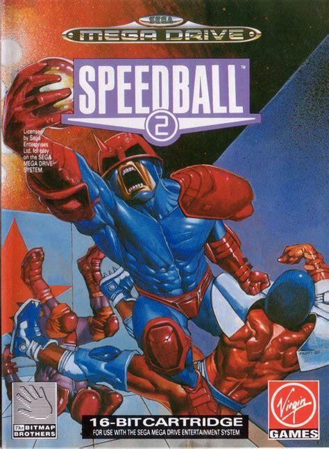 speedball  brutal deluxe  genesis  mobygames